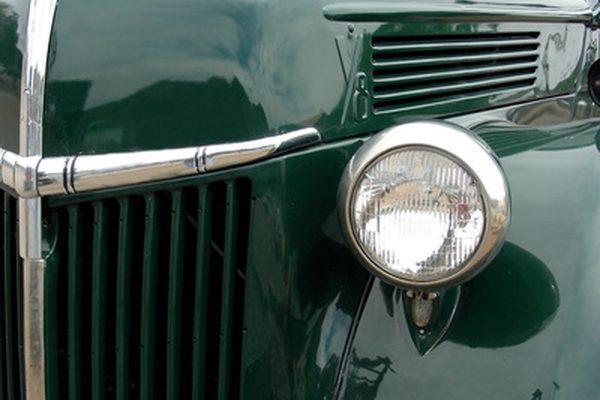 1946 Ford Truck Технические характеристики