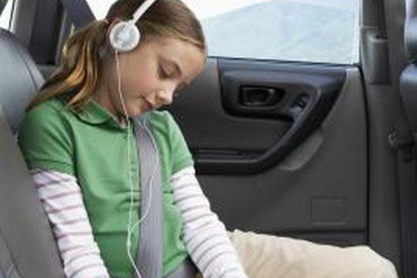 Как заменить автомобильный ремень безопасности