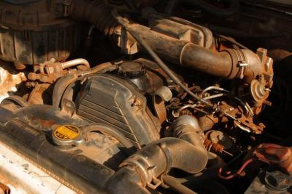 1995 6.5 Технические характеристики дизельного двигателя