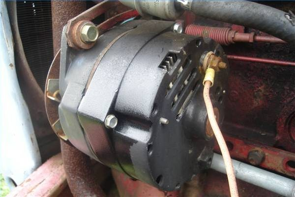 Как подключить однопроводный генератор переменного тока