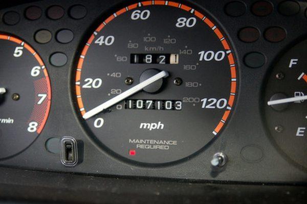 Неисправность спидометра Ford E350