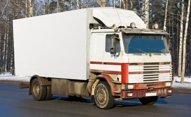 ½ Ton truck