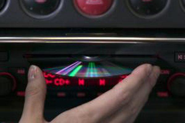 Проблемы с CD-чейнджером Ford Edge 6