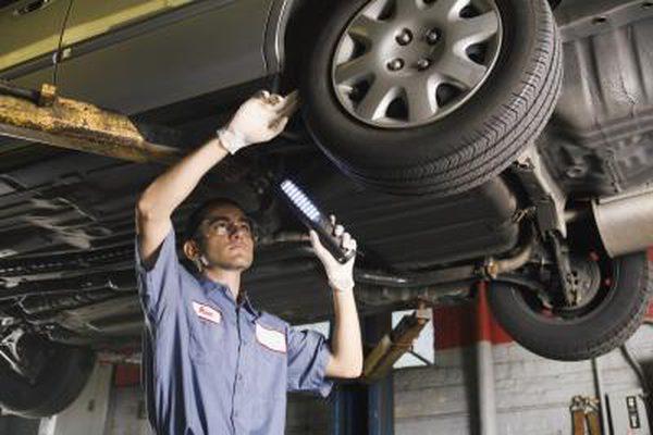 Как заменить Subaru Legacy Тормозные колодки