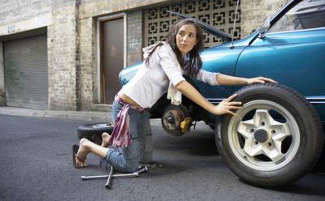Если плоские пятна станут постоянными, вам придется заменить шины.