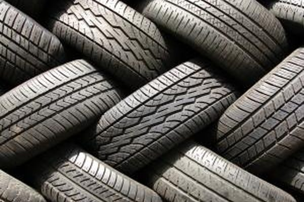 Свойства резиновых шин