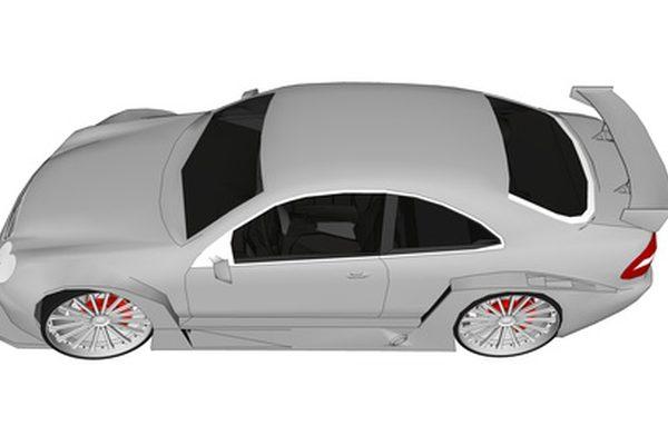 Как узнать цвет салона Mercedes Benz