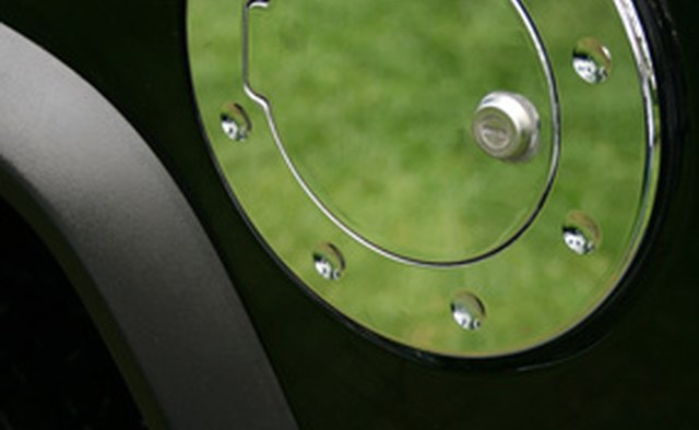 Осмотрите газовую крышку на предмет износа, повреждений или плохой посадки.