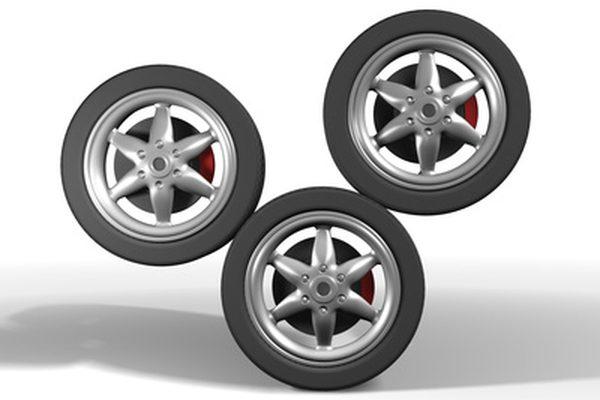 Влияние размера шин