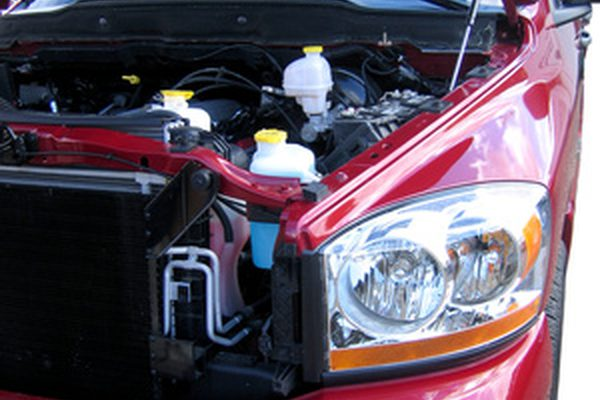 Как заменить реле фар Dodge RAM