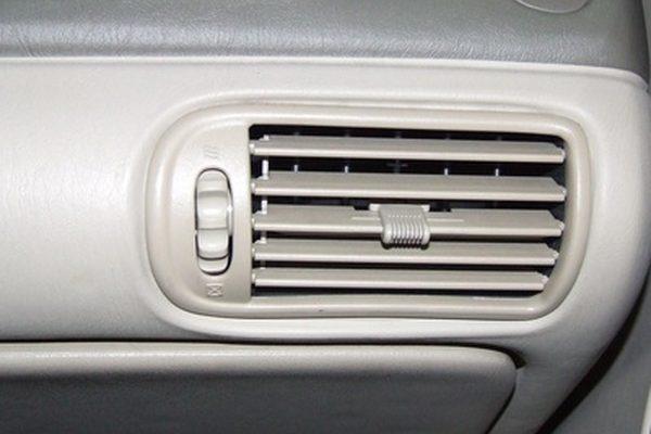 Как зарядить кондиционер Ford F150