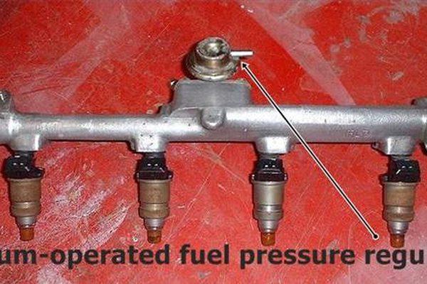 Как сбросить давление топлива