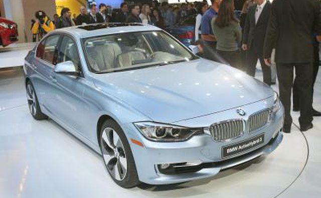 BMW Active Hybrid 3
