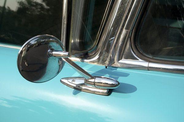 Почему выпуклые зеркала используются в качестве зеркал заднего вида?