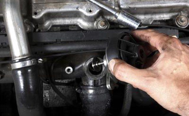 Механическая проверка дизельного двигателя