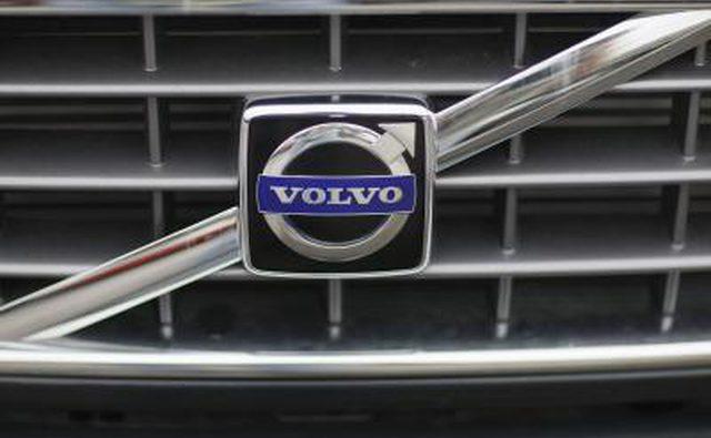 Логотип Volvo - это автомобильный гриль