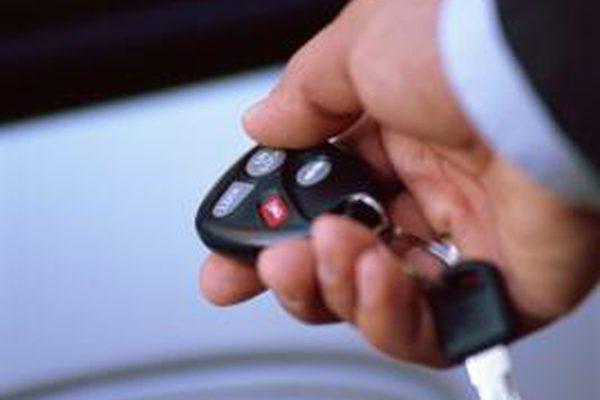 Как заменить потерянные ключи от машины