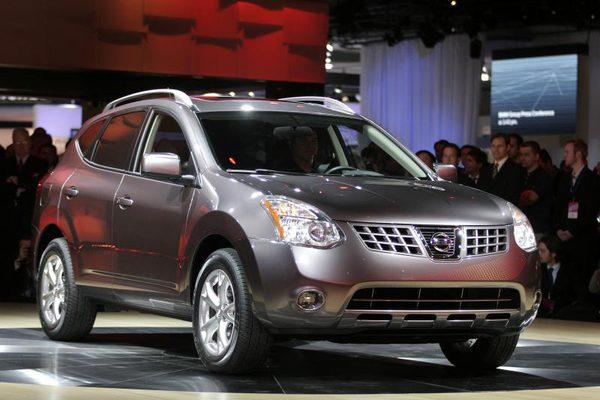Nissan Rogue Vs. Ниссан Мурано