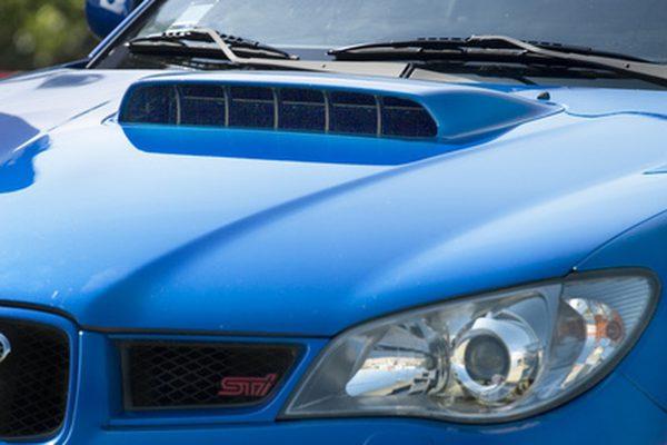 Как улучшить двигатель Subaru 2.5