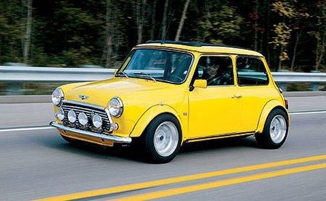 Оригинальный Mini Cooper вдохновил новое поколение MINI.