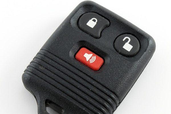 Как запрограммировать пульт дистанционного управления Buick