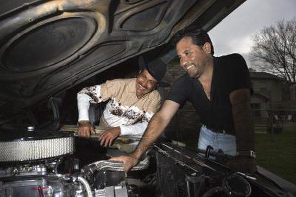 1968 Ford 300 Технические характеристики двигателя