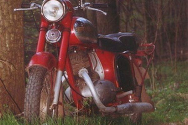 Сколько краски мне нужно, чтобы нарисовать мотоцикл?