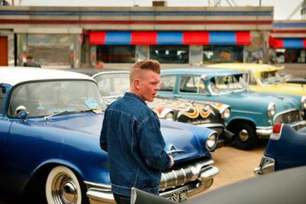 История автомобилей 1950-х годов