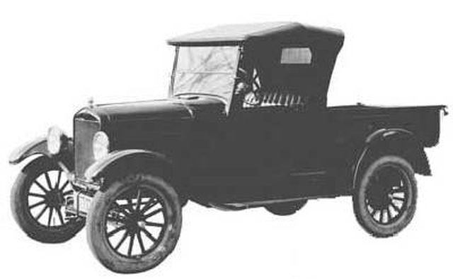 Пикап Ford Model T Runabout.