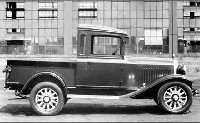 Пикап Dodge Merchants Express 1929 года.