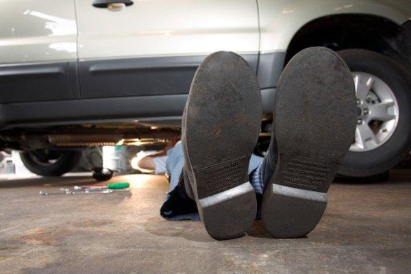Как заменить топливный насос на Форд Контур