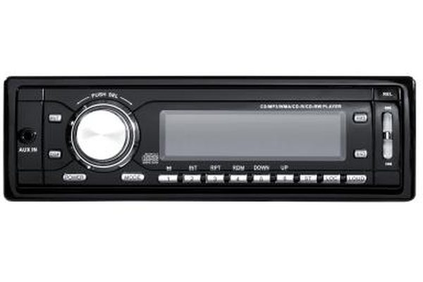 Как снять радио с Toyota Solara