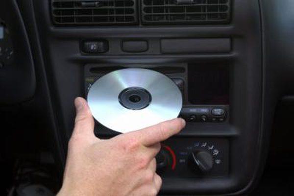 Как устранить проблему с проигрывателем компакт-дисков Honda