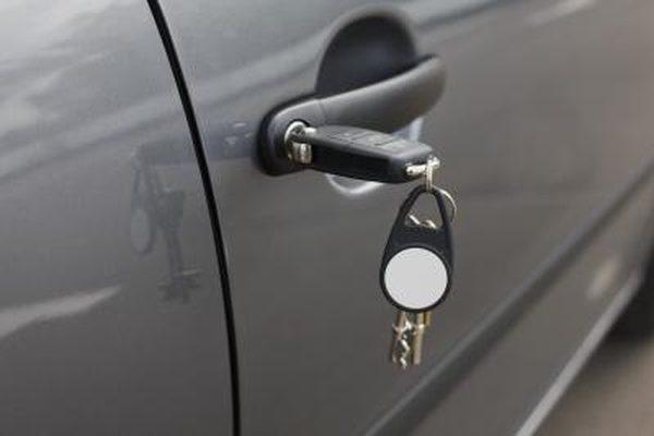 Как заменить аккумулятор в Toyota Camry Key Fob
