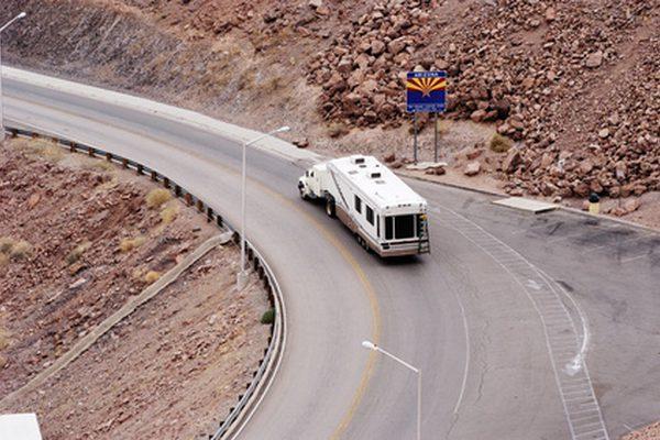 Законы ремня безопасности дома на колесах