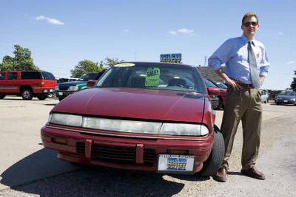 Как продать автомобиль CarMax