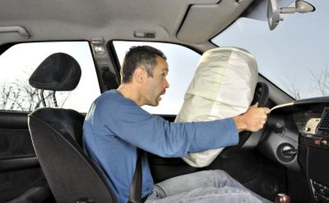 Ременные ремни важны для работы подушек безопасности