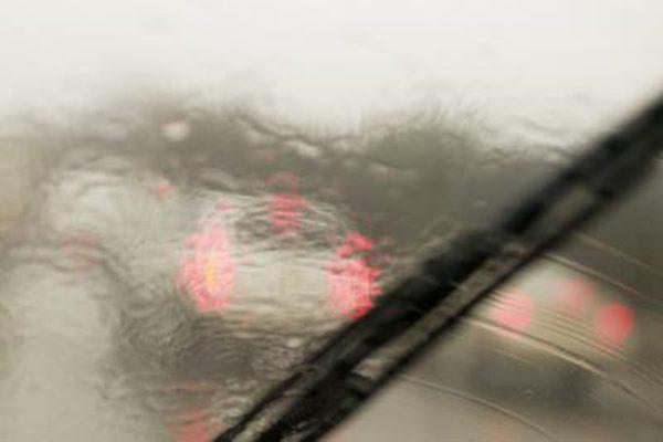 Как заменить рычаг стеклоочистителя на Nissan Frontier
