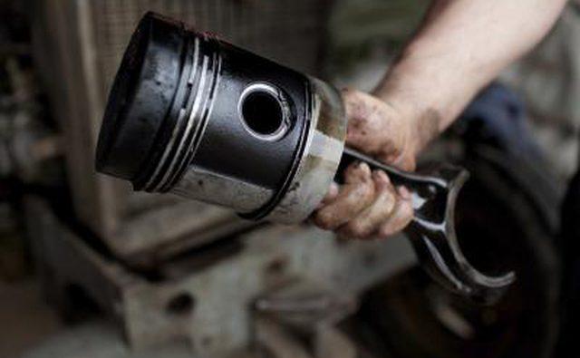 Износ цилиндров может привести к загрязнению в мокром состоянии