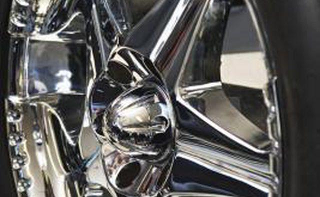 Обод составляет структурный каркас колеса.