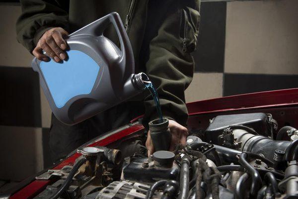Как утилизировать автомобильные охлаждающие жидкости