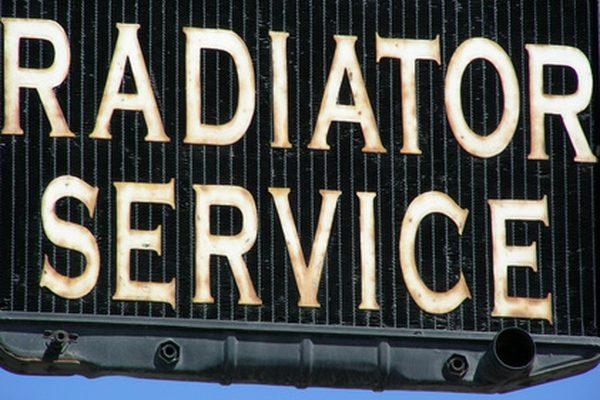 Что происходит, когда вы едете со сломанным радиатором?
