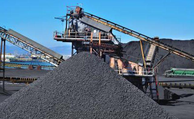 уголь - это ископаемое топливо