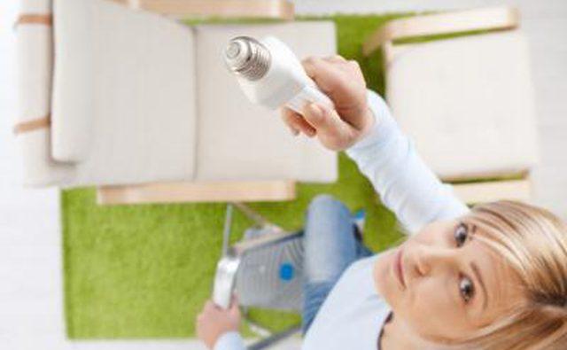замените ваши лампы на энергосберегающие
