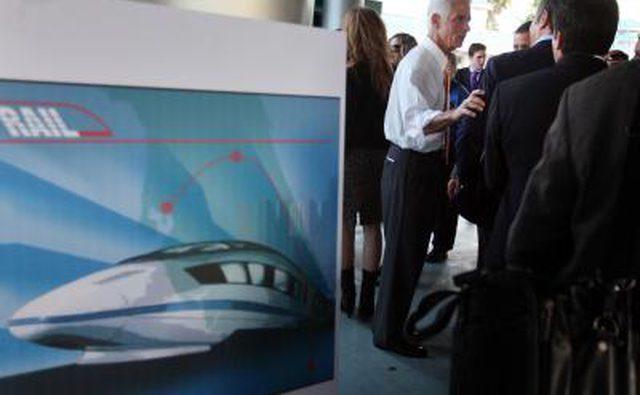 Высокоскоростные железные дороги Флориды в значительной степени обусловлены политическими действиями на местах