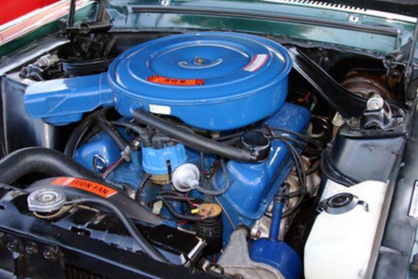 Как восстановить взорванный двигатель