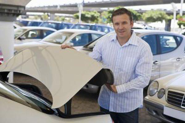 Как исправить защелку багажника автомобиля