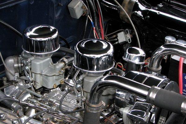 Как трансмиссионная жидкость попадает в двигатель