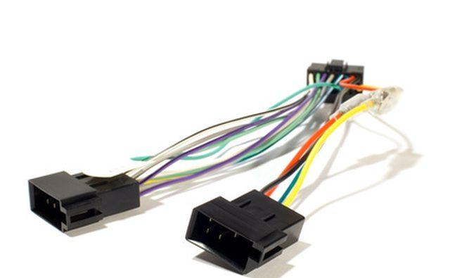 Типичный соединитель проводов