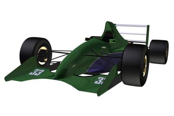 Как построить рамку для гоночного автомобиля